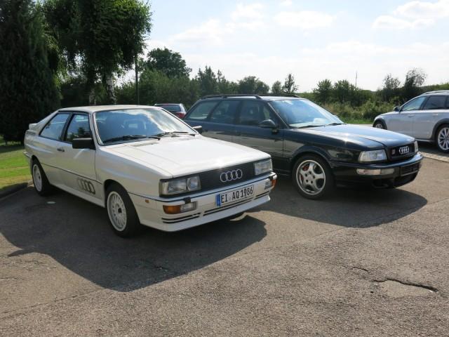 Audi Quattro und